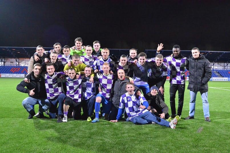 любительский футбол, Минск