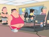 Жирдяй в спортзале