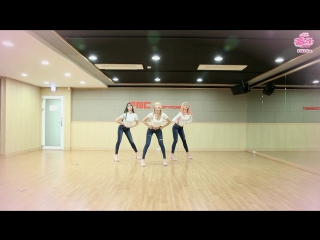 AOA CREAM -  I'm Jelly Baby  (Dance Practice Eye Contact Ver.)