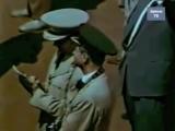 Воздушный парад, праздник День авиации - 1961 год, Москва, Тушино