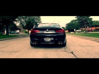 Мощный выхлоп БМВ М6. Подборка разных звуков |Авто, Тюнинг, Крутые Тачки