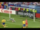 ЕВРО-2008. Россия 2:0 Швеция