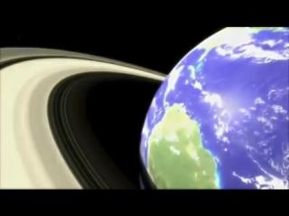 Если бы кольца Сатурна были у Земли[Как устроена ВСЕЛЕННАЯ]