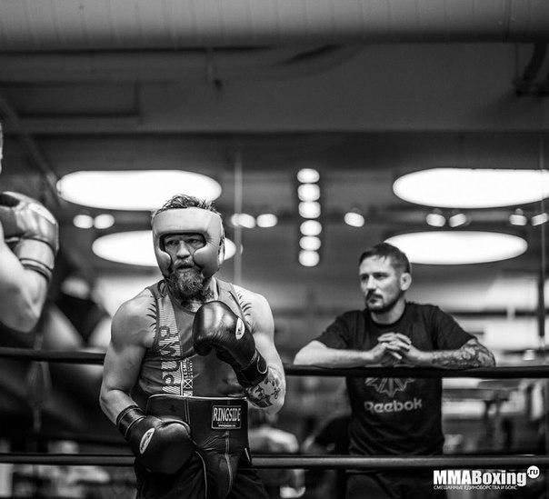 У профессиональных боксеров