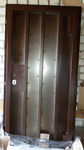 установка железной двери прайс