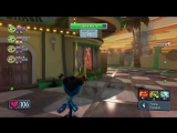 Plants vs Zombies Garden Warfare PS 4