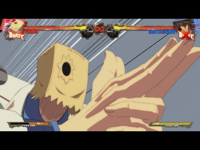 Guilty Gear Xrd - Sign - Faust Stimulating Fists of Annihilation on All Characters (1080p60HD)