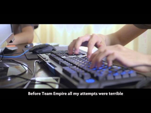 TI5 Player Profiles - ALOHADANCE - Empire