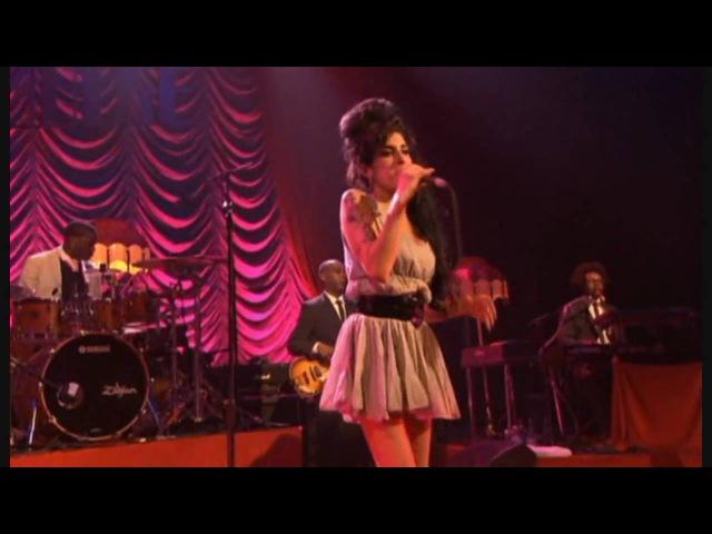 Amy Winehouse - Me Mr. Jones - Live HD