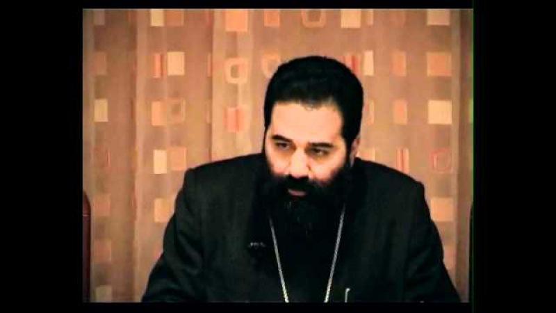 Беседа Гевонда Вардапета о Боге, вере и Армянской Церкви. Часть 4