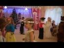 Парный танец Новогодний детский сад