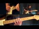 Knights Of Cydonia Guitar Lesson - Muse - Famous Riffs