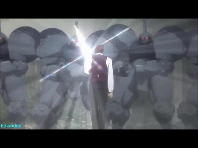 Стражи барьера /Blood Blockade Battlefront/Kekkai Sensen