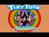 Поехавший Tiny Toon 16 bit