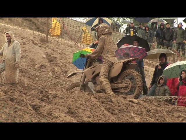 Insane Mud Race - Spain Motocross GP MX2 2008