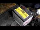 Как восстановить автомобильный аккумулятор ещё на 3 года не спешите его выбрас