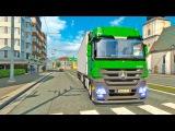 Mercedes MP3 Actros ETS2 (Euro Truck Simulator 2)