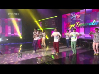 Gee - Boys' Generation [2AM, 2PM, SHINee, Super Junior]