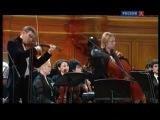 В.А.Моцарт. Концертная симфония для скрипки и альта (в переложении для виолончел ...