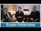 La Super Interview Jean Dujardin, Gilles Lellouche &amp C