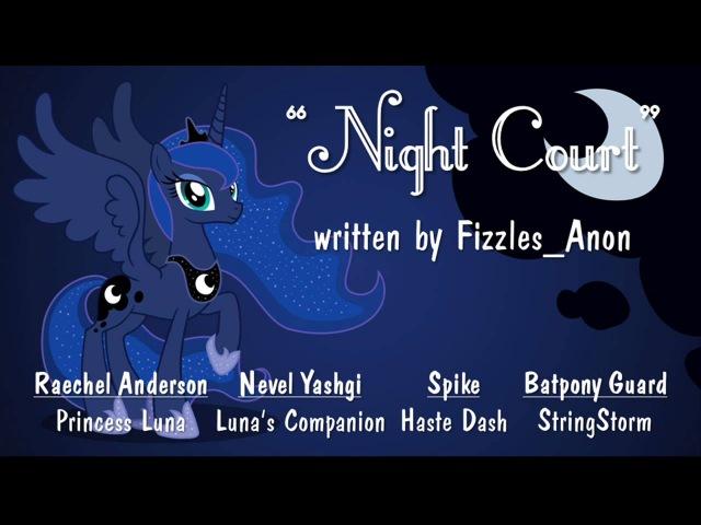 One Shot Radioplays - Night Court