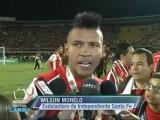 Wilson Morelo fue transferido al f