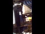 Проверка мотора Опель Вектра Б 1,6 литра X16XEL перед снятием