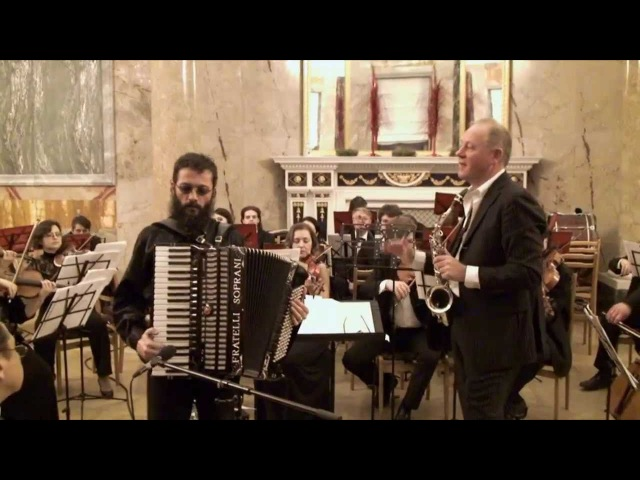 А. Пьяццолла - Oblivion - Libertango - Ф. Мондельчи - С. Занкини