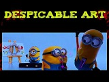 The Best Animation Video Minions 2015 HD : Minion Bob, Kevin And Stuart Funny Video