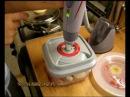 Шашлык на сковороде Zepter видео рецепт