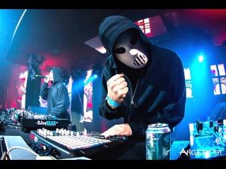 Angerfist - Megamix 2015