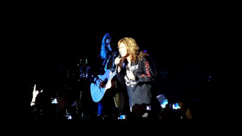 Whitesnake - Soldier of Fortune (Crocus City Hall, Moscow, Russia, 08.11.2015)