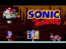 Sonic The Hedgehog прохождение Sega Mega Drive с канала Sancha777