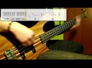 Red Hot Chili Peppers - Snow Hey Oh Bass Cover Play Along Tabs In Video