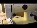 Швейная машина Чайка 134 Намотка шпульки заправка ниток Видео № 136