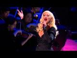 Christina Aguilera &amp Seth MacFarlane - New York, New York (SinatraVoice for a Century)