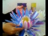 Hand-made!!! flowers from plastic!!! Цветы из пластиковых бутылок!!! Просто и красиво!!!