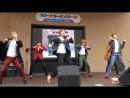 Part2 Part1( @東京アクアガーデン)U- KISS 5thアルバム「One Shot One Kill」発売記念イベント開催!