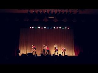 Go-Go | Strip Plastic | Студия танцев GRANDES Школа танцев | Отчетный Концерт | Казань 2016