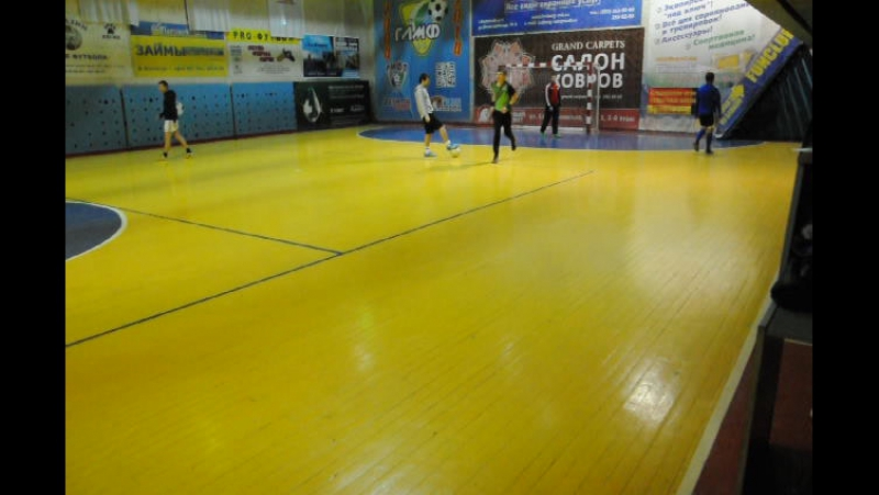 Финал Спортинг - СибАГС 40