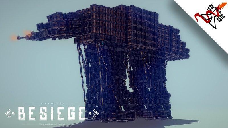 Besiege (2015) v0.11 скачать торрент