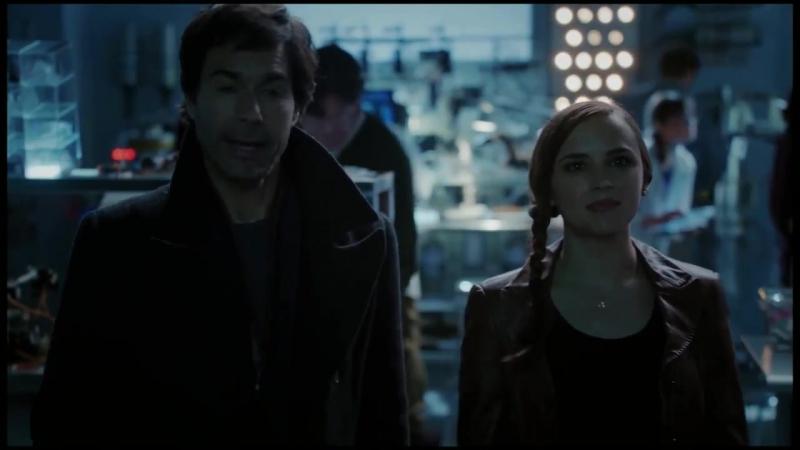 Восприятие/Perception (2012 - 2015) Фрагмент №1 (сезон 3, эпизод 5)