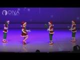 Детские эстрадные танцы от DIVA Studio, хореограф Наталья Янькова