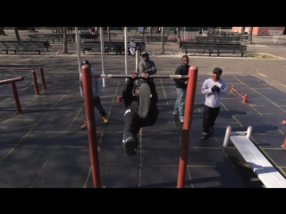 Hannibal for King - Extreme Street Workout Training in NEW YORK | С.А.М | STRONG DIVISION |