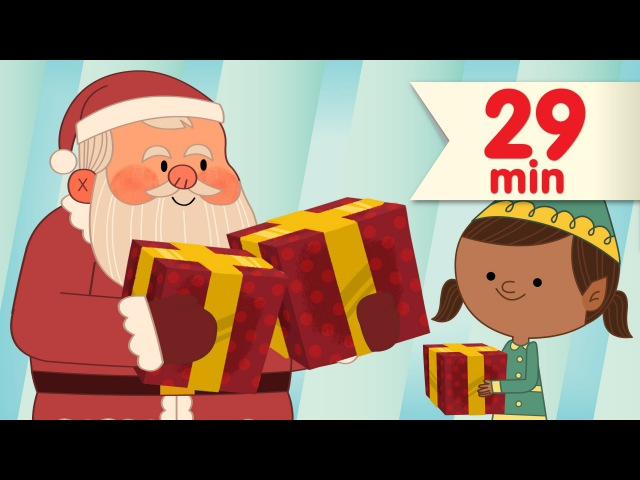 We Wish You a Merry Christmas More   Christmas Songs for Kids   Super Simple Songs