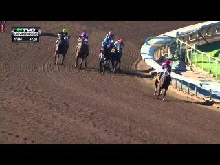RACE REPLAY: 2016 Las Virgenes Stakes Featuring Songbird