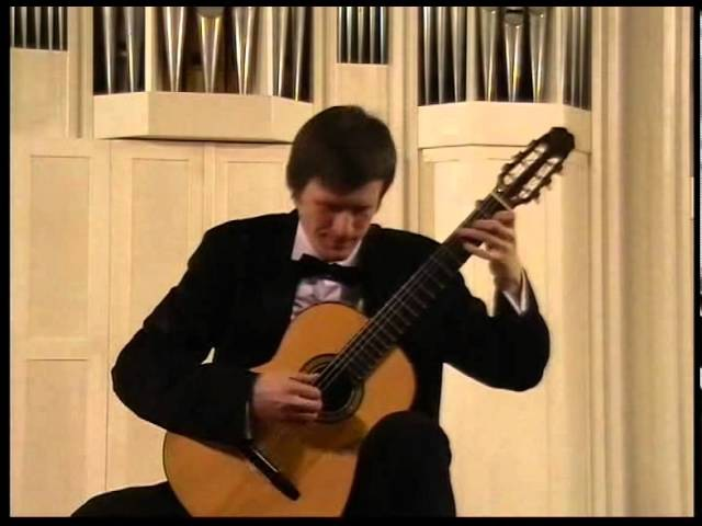 Antonio Carlos Jobim - Felicidade ,arr.R.Dyens (Pavel Kukhta)