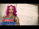 #SBMKV_Video | Letters from 10-year-old Sasha Banks show how far she has come: WrestleMania Diary, March 29, 2016