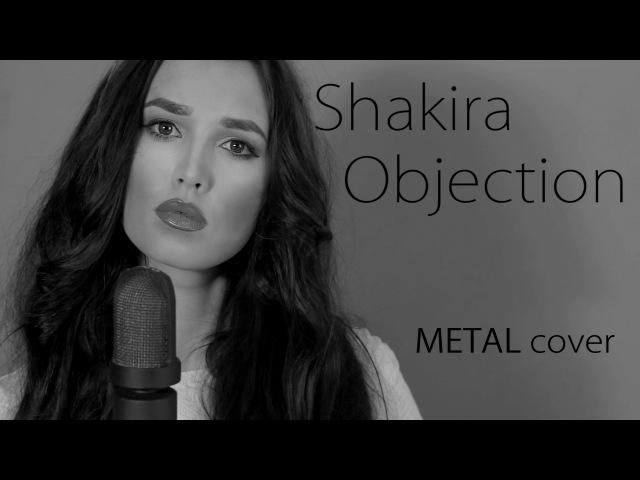 Shakira - Objection (tango) full-band cover by SershenZaritskaya
