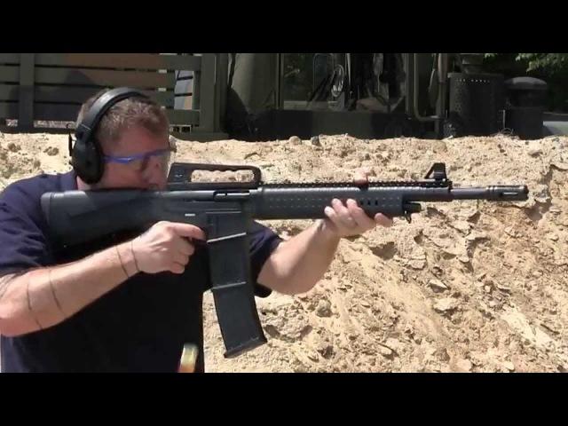 Видеообзор ружья UZKON BR99